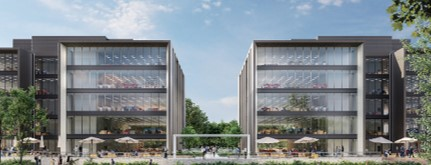 Construction starts on latest Green Park offices
