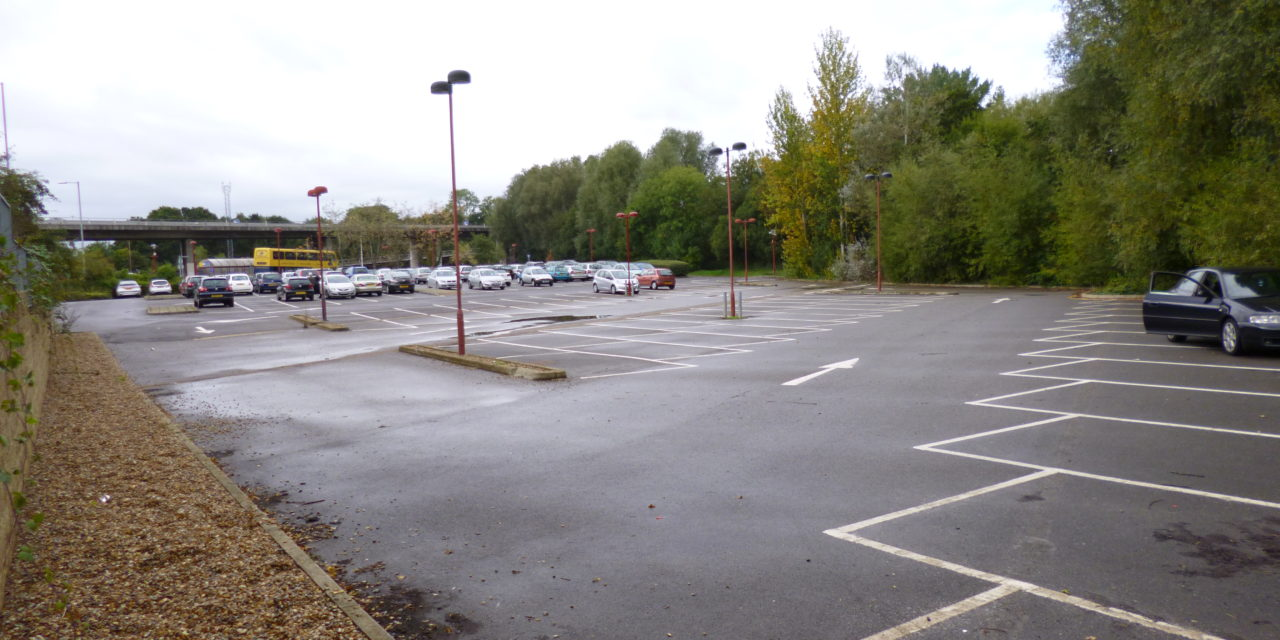 Loddon Bridge Park & Ride site sold