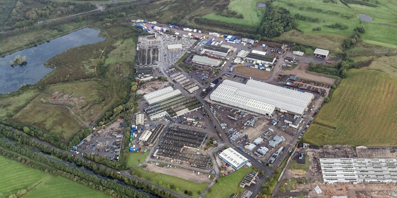 Campbell Gordon secures business park sale