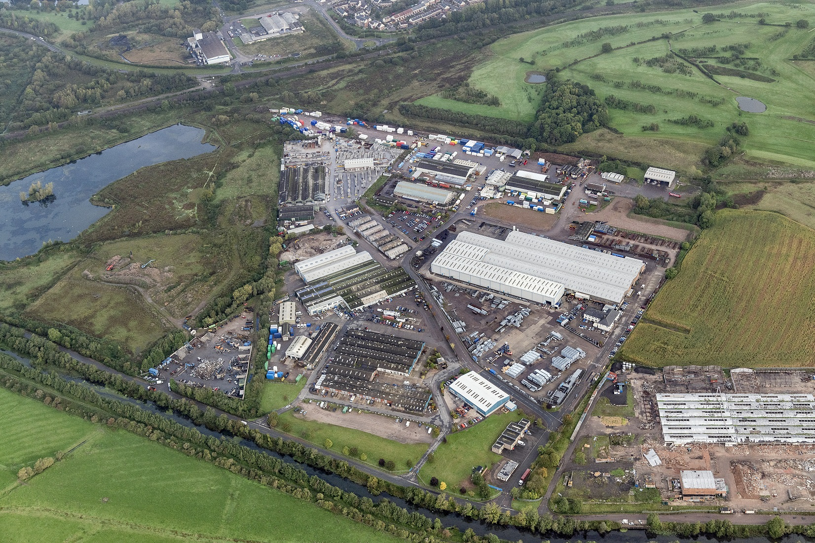 Mercia Buys 500,000 Sq Ft Gloucestershire Industrial Estate