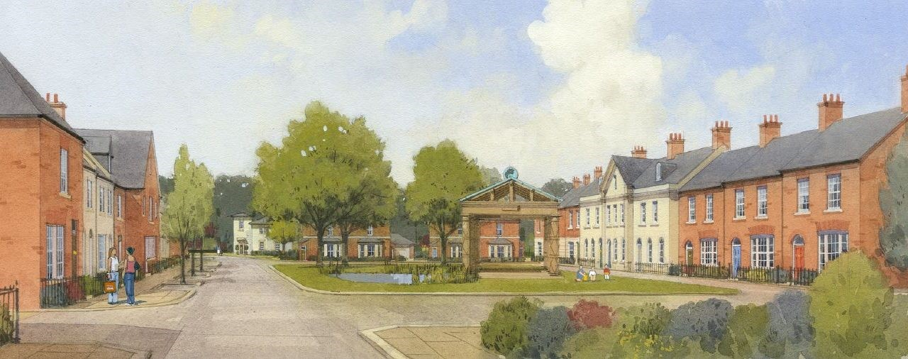 Approval for 131 homes at Ascot