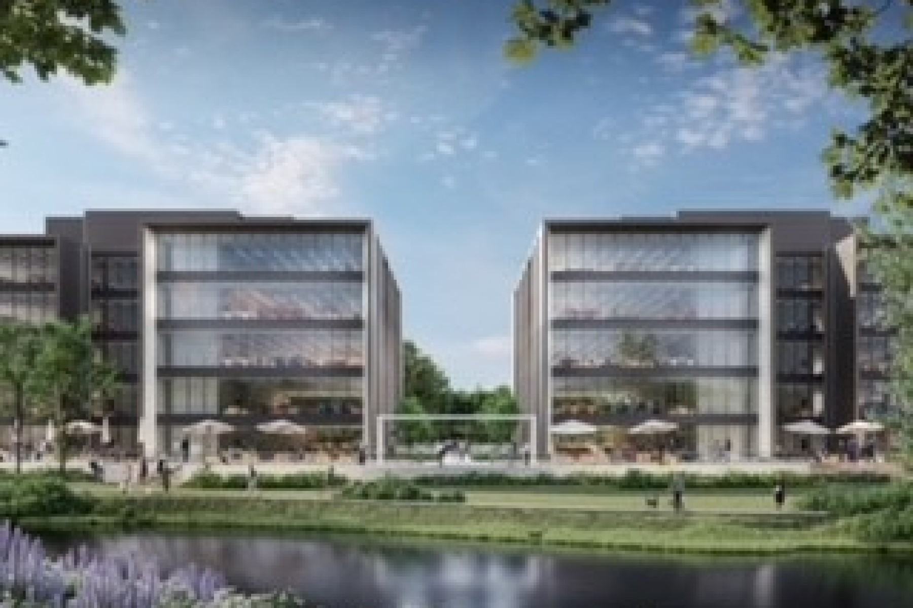 Three UK Completes 119,000-Sq-Ft Deal in Reading's Green Park for HQ Move