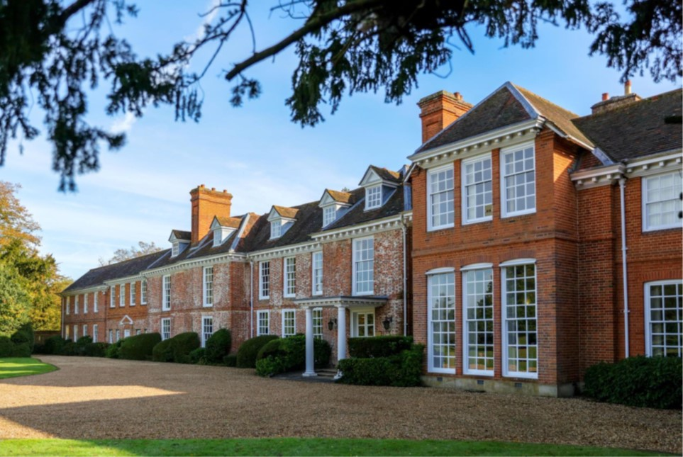 Stunning Yateley Hall to become an independent school